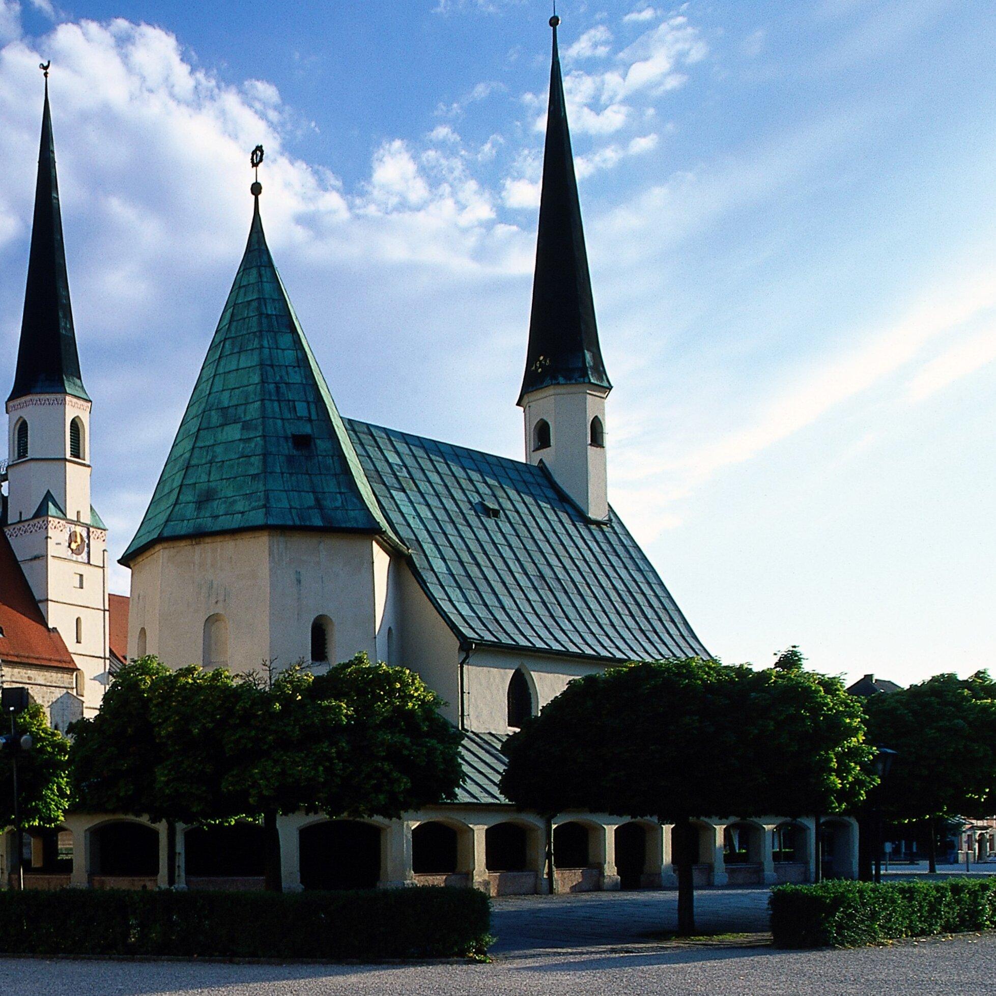 Hl. Messe: mit Chor und Orgel/ M. Haller, Missa tertia