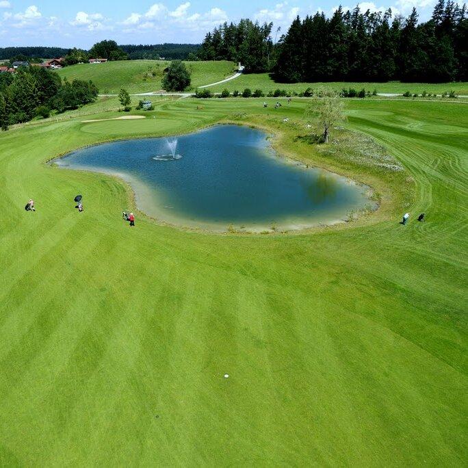 Golf-Schnuppern