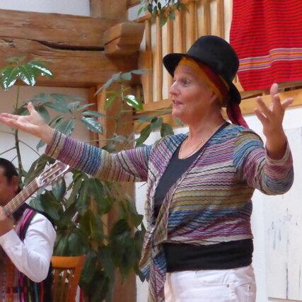 Der lehmfarbene Stier T`oro dòro eine Reise von Feuerland bis Mexico