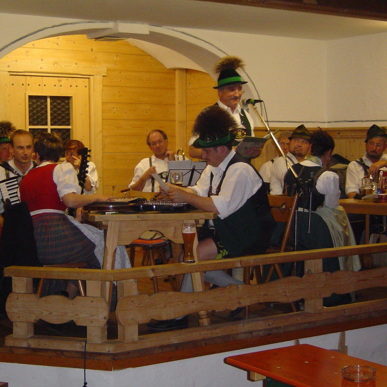 Großer Hogoascht im Gasthof Brenner Bräu