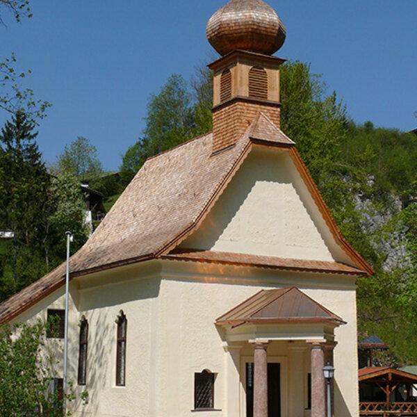 Andacht in der Evangelischen Kirche Unterstein