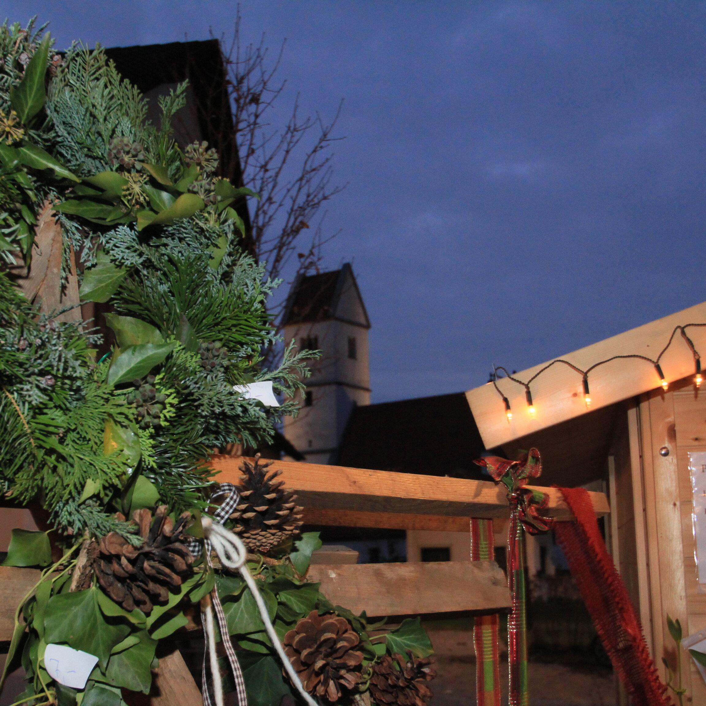 Adventmarkt in Surheim