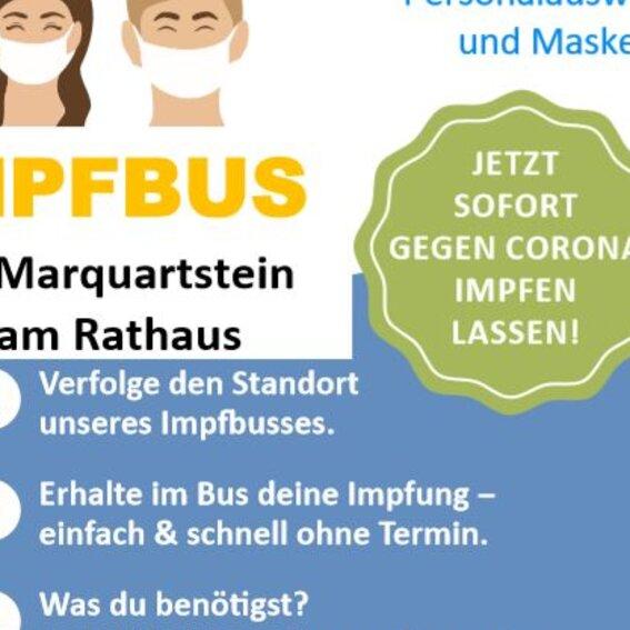 Corona-Impfbus am 23.09. in Marquartstein