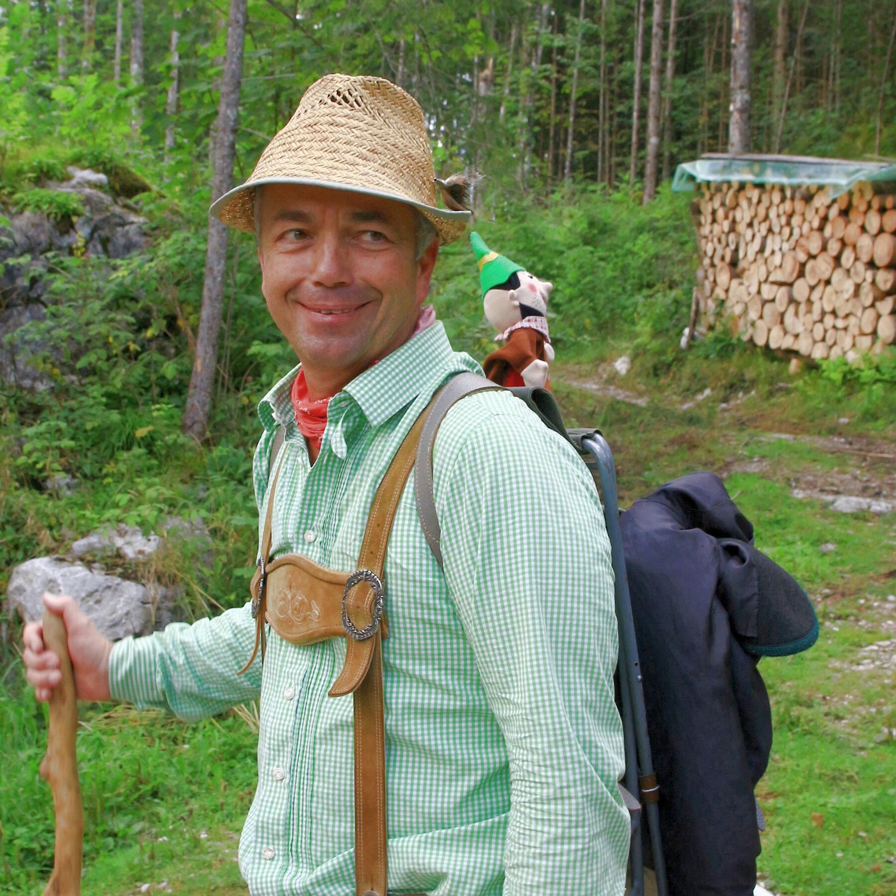 Jodeln im Bergsteigerdorf Sachrang - Tageskurs