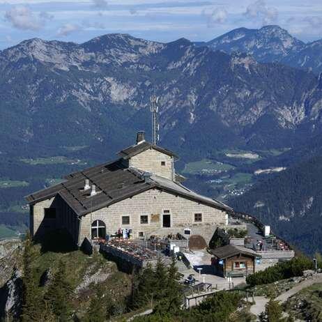 Farbdokumentarfilmvortrag: Das Kehlsteinhaus im Wandel der Geschichte