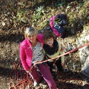 Familien-Schnupperklettern in Bischofswiesen