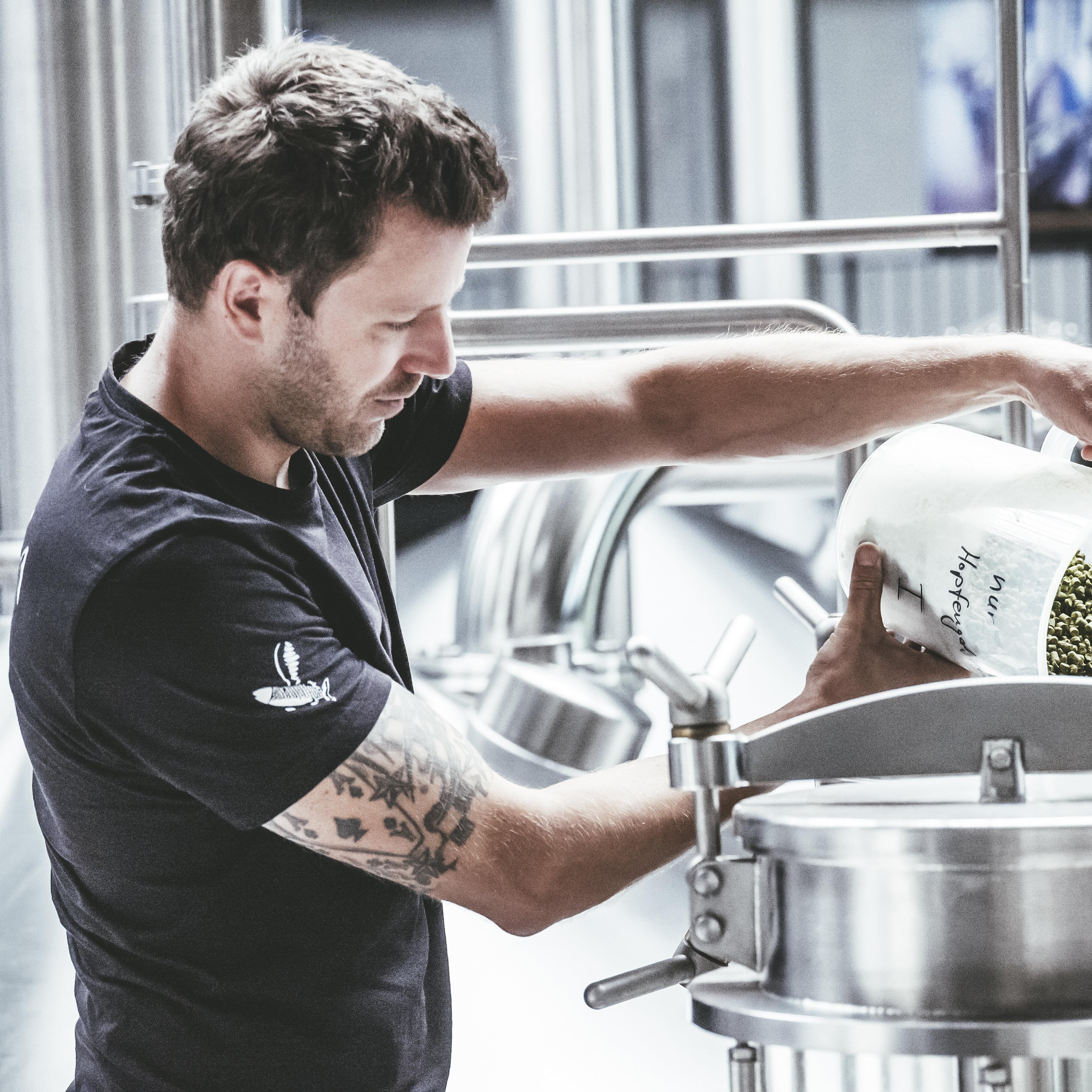 Brauerei Camba Bavaria: Selbstgeführte Tour