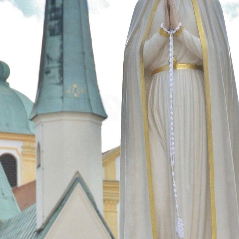 """Ausstellung: """"100 Jahre Fatima - Mit Maria zu Jesus"""""""