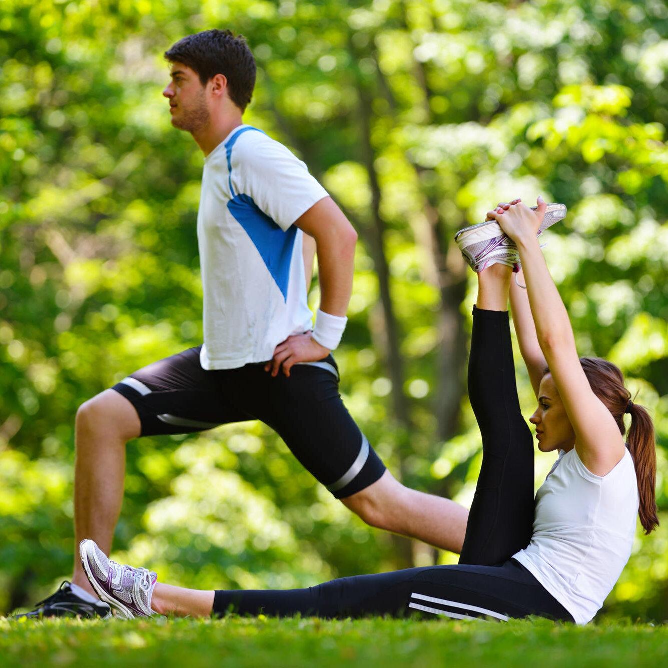 Natur trifft Training