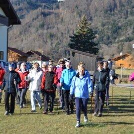 Nordic-Walking Treff