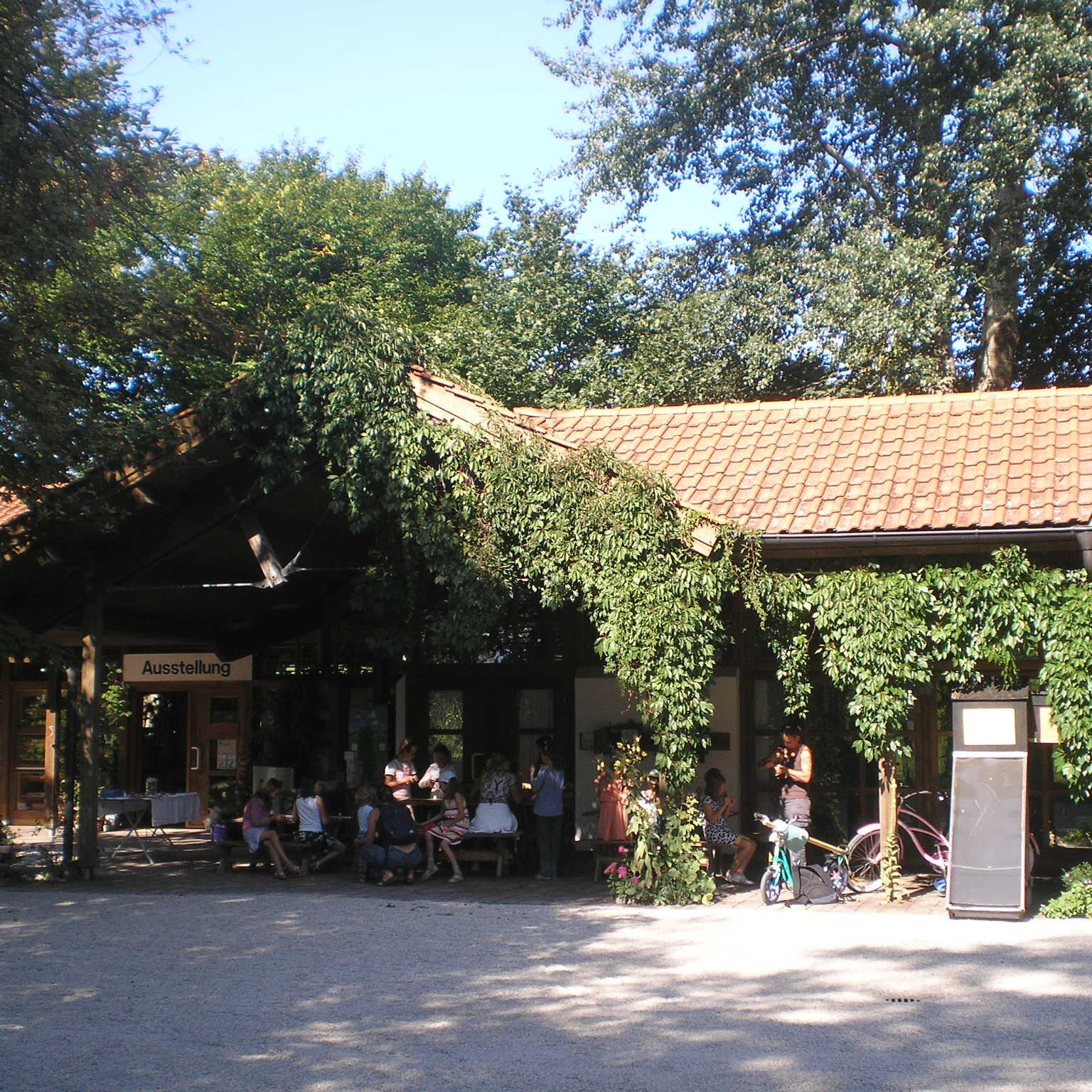 Familientag im Naturpavillon