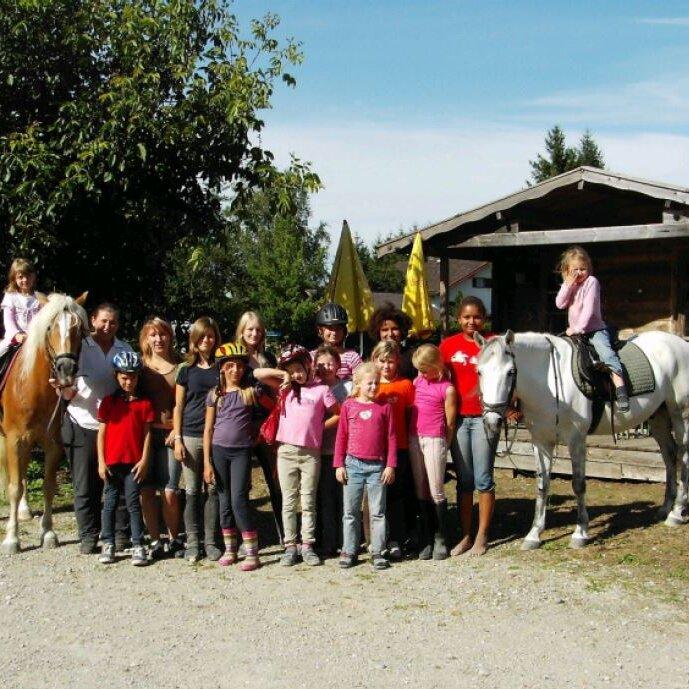 "Kinderprogramm ""Pferdezeit"""