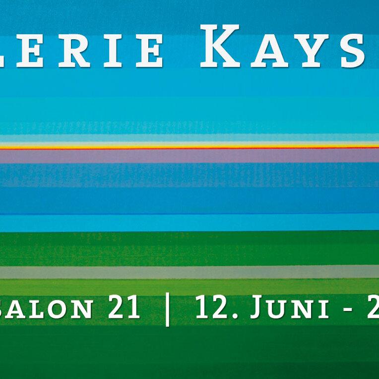 Galerie Kaysser - Kunstsalon 21