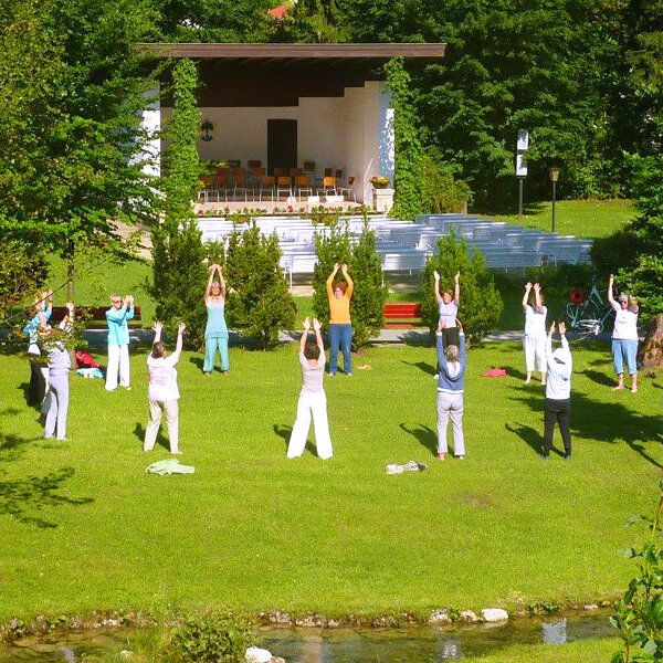 Offene Gruppe Sommer Qigong mit Anne Rose King