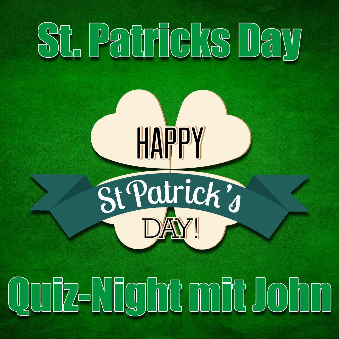 Irischer Abend – St. Patricks Day Quiz Night.