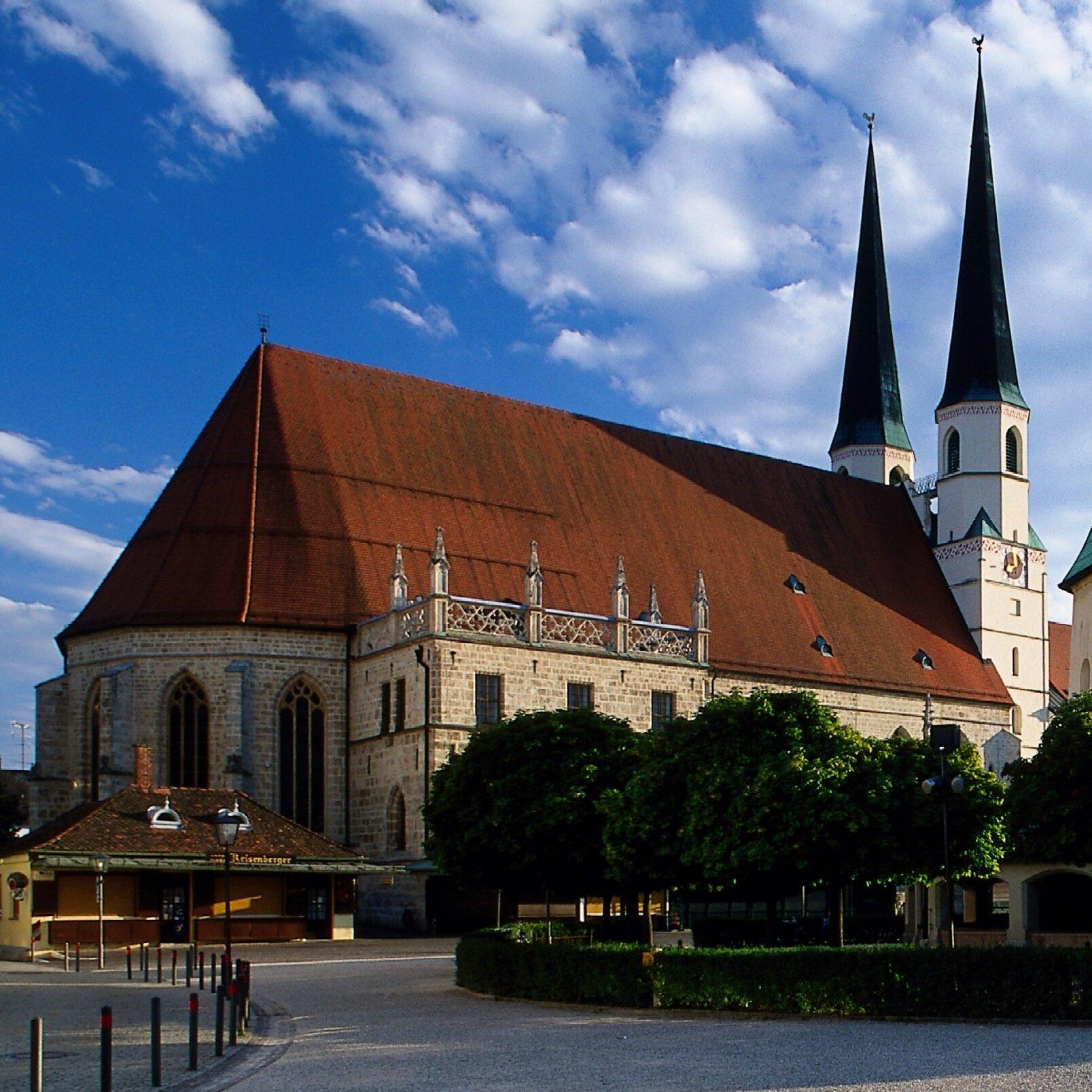 Hl. Messe: mit Chor und Orgel/ A. Bruckner, Windhaagermesse für Altsolo