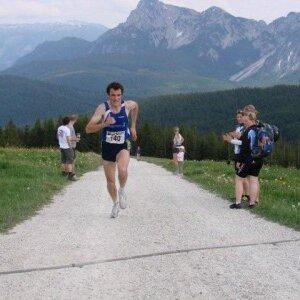 Berglauf zur Stoißer Alm