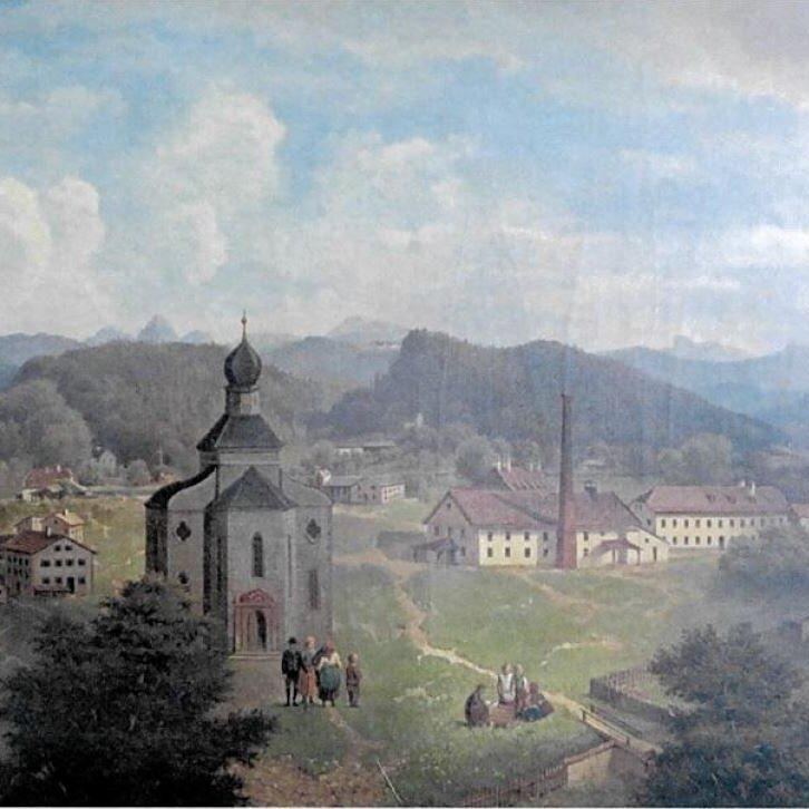 """Sonderausstellung """"Traunstein Stadtansichten 1780-1950"""""""