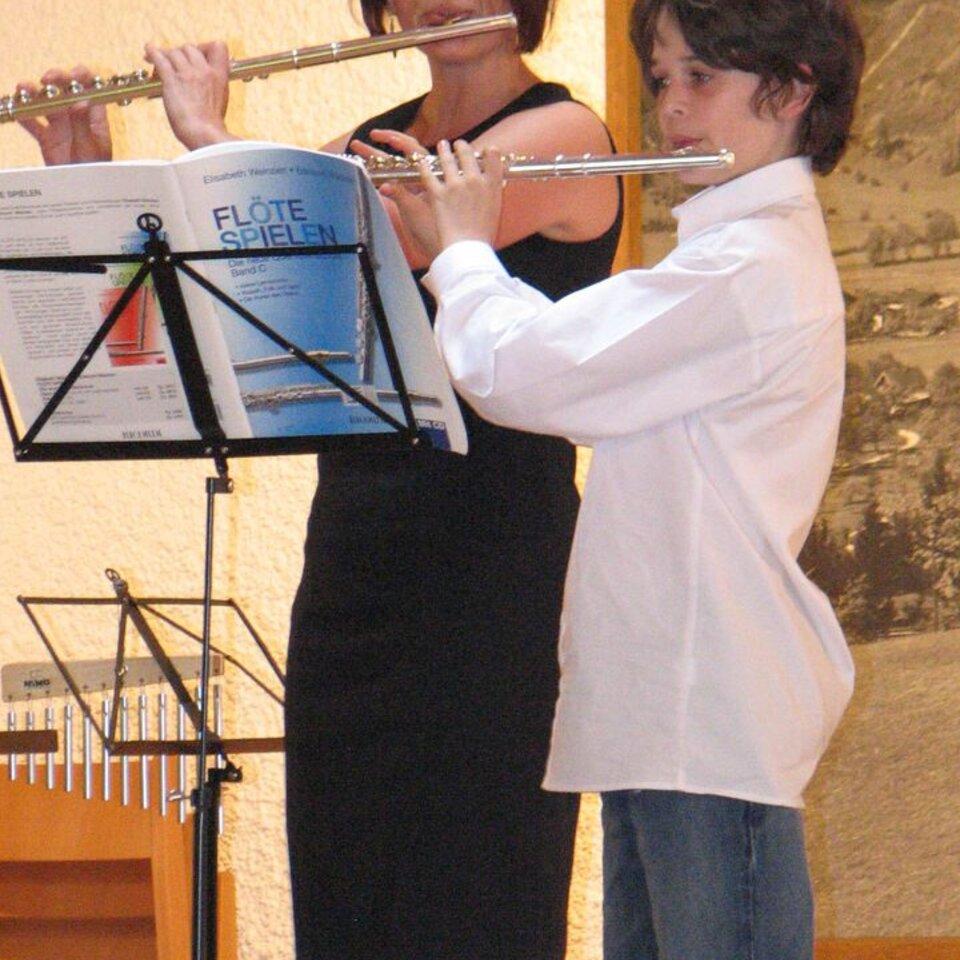 Schülervorspiel der Musikschule