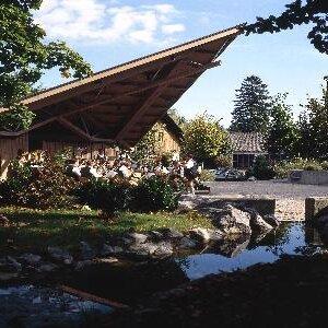 Konzert im Park mit der Musikkapelle Bad Feilnbach