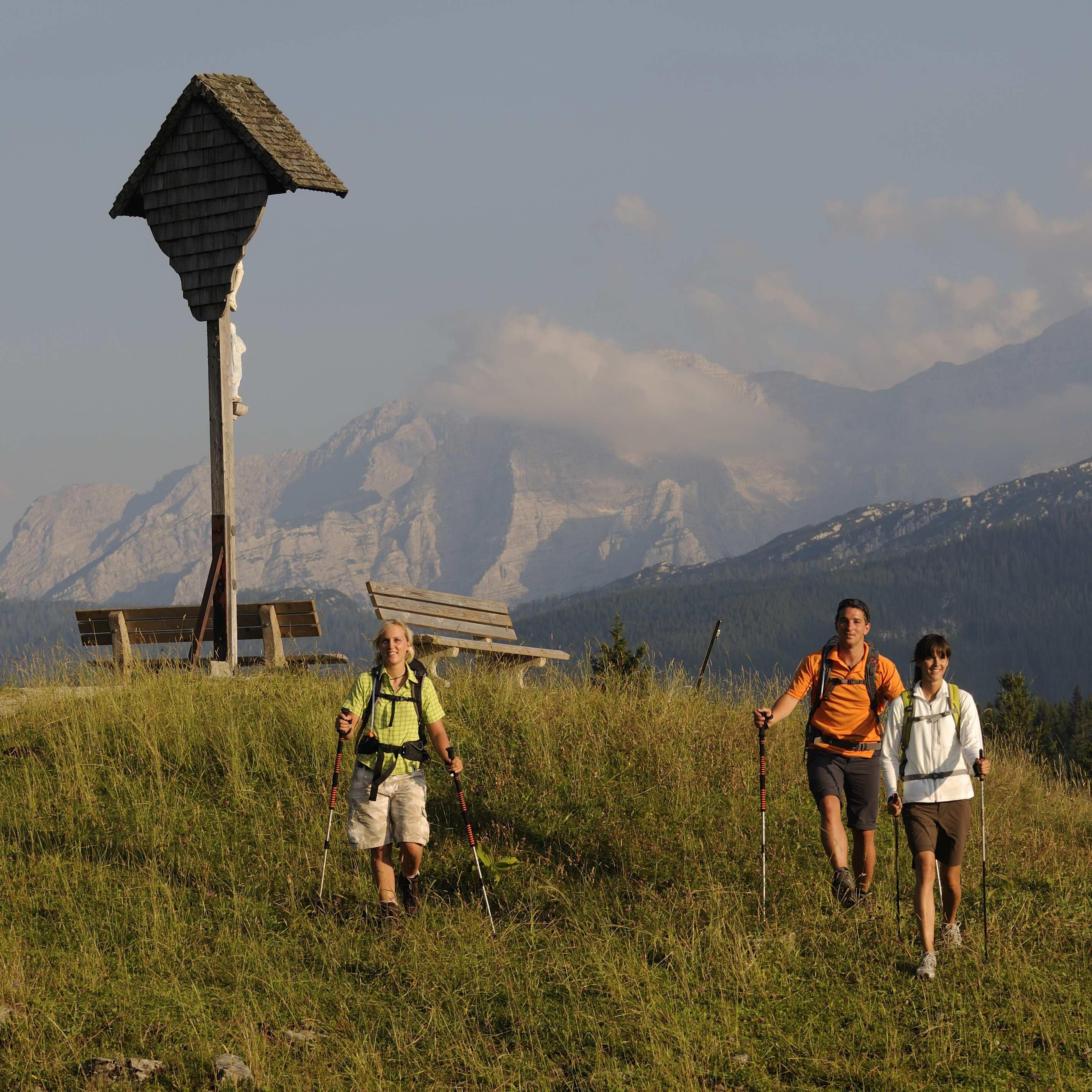 Reit im Winkl inklusiv - Geführte Tour zur Bergmesse