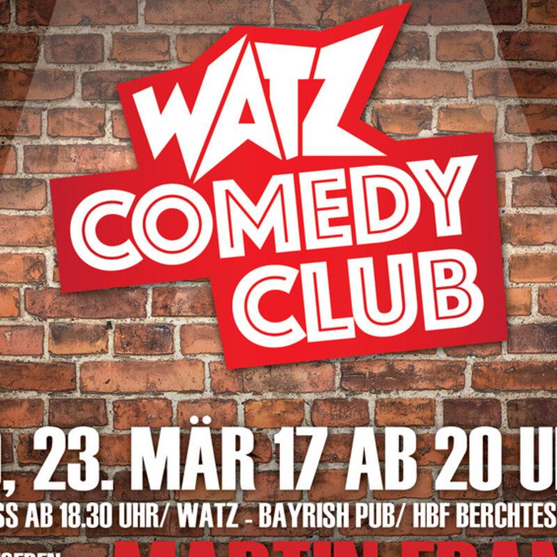 Watz Comedy Club