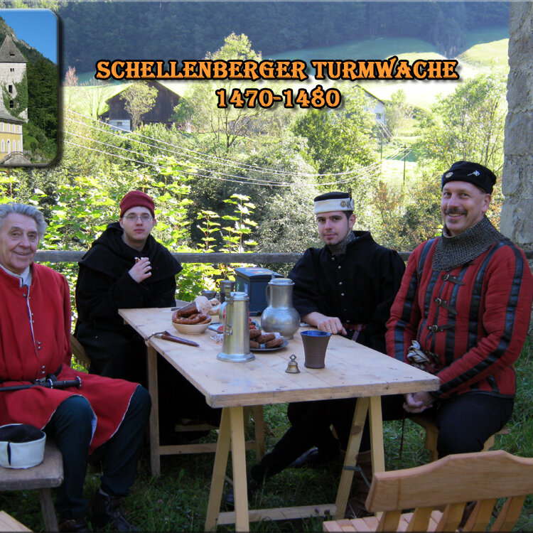 Wehrturm - Paßturm geöffnet