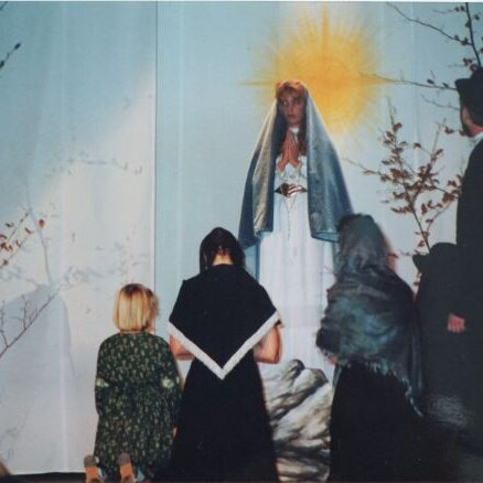 """""""Das Wunder von Fatima"""" Herbst-Theater der Volksbühne Saaldorf"""