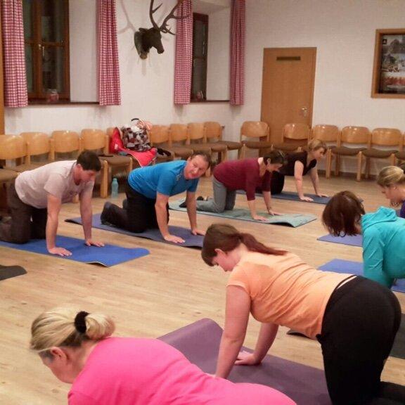 Yoga im Haus des Gastes Schönau a. Königssee