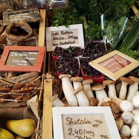 Wochenmarkt in Neukirchen