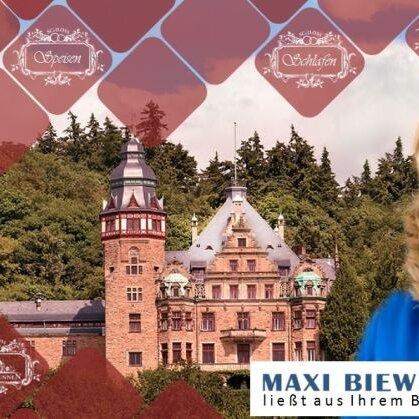 """Maxi Biewer liest aus Ihrem Buch """"Ich mach' aus Regen Sonnenschein"""""""
