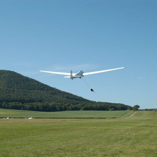 Schnupperflüge mit dem Motorsegler oder Segelflugzeug mit dem Eschweger Luftsportverein