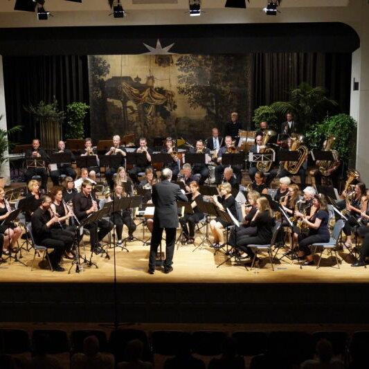 Ensemblekonzert des Sinfonischen Blasorchesters Korbach/Lelbach