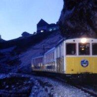 Mondscheinfahrt mit der Nostalgie-Zahnradbahn -ausgebucht !!!