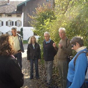 Dorfspaziergang in Rimsting am Chiemsee