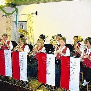 20tes Starkbierfest der Hofmarkmusikanten