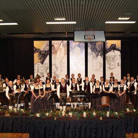 Herbstkonzert der Musikkapelle Neubeuern
