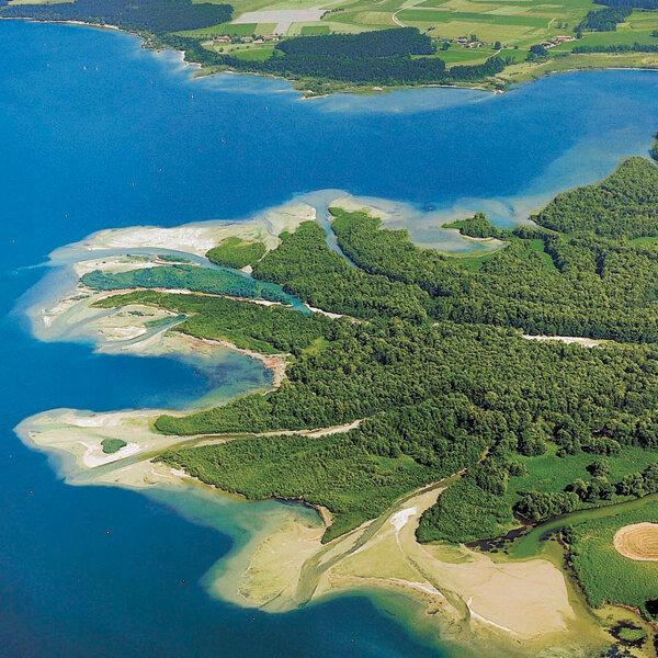 Der Natur auf der Spur – Erlebnisbootsfahrt zum Delta der Tiroler Achen