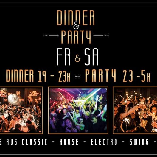 Dinner & Party