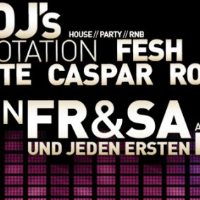 DJ's in Rotation