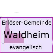 Ev.Kirche Waldheim: Tanzkreis in der Erlösergemeinde