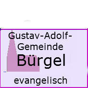 Ev.Kirche Bürgel: GAG* Gospelchor Bürgel
