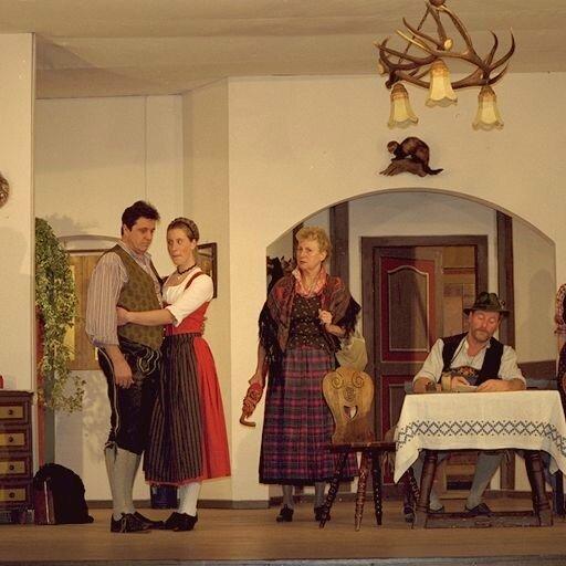 """""""Der flotte Jonathan"""" - Berchtesgadener Bauerntheater"""