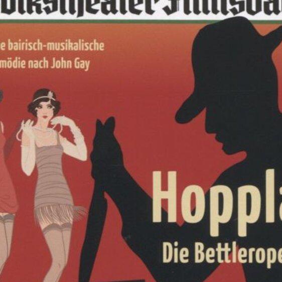 """""""Hoppla!""""  Volkstheater Flintsbach -"""