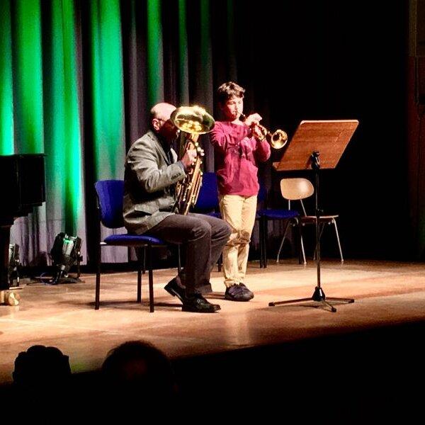 Konzertstunde der Sing- und Musikschule