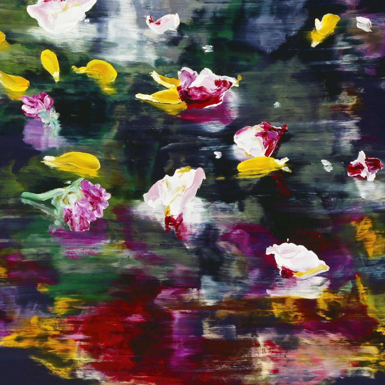 Cornelius Völker / Asche - Wolken - Blüten