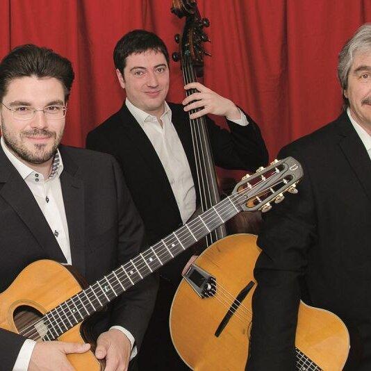 Saitensprünge: Joscho Stephan Trio (D)