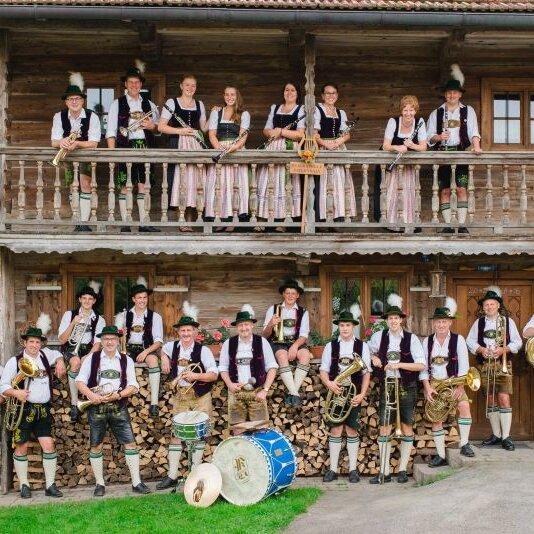 Jubiläumsabend - 70 Jahre Baiernrainer Blasmusik