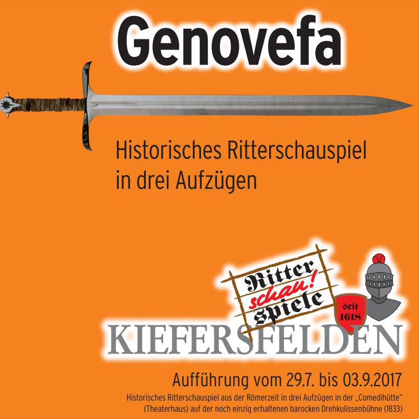 Ritterschauspiele Kiefersfelden - Genovefa
