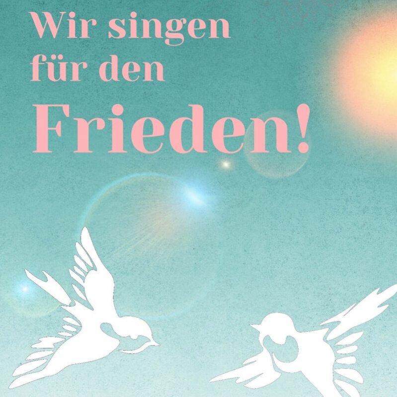 Wir singen für den Frieden